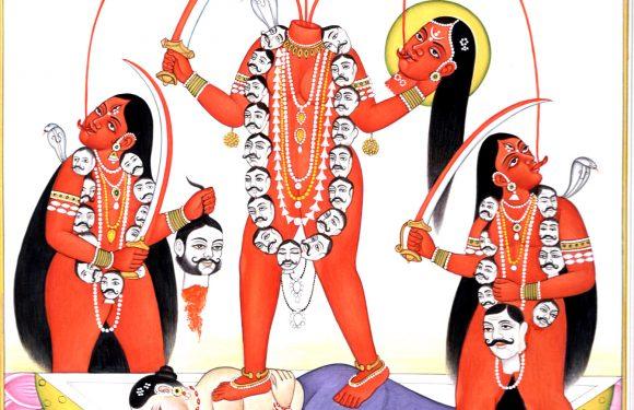 दस महाविद्या शाबर मन्त्र